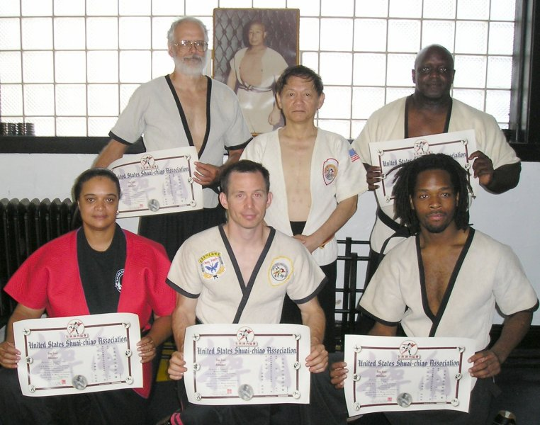 August 2011 Black Belt Test